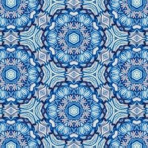 Spanish Blue Rose