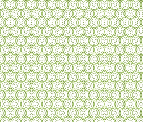 Sage Swirls fabric by floramoon on Spoonflower - custom fabric