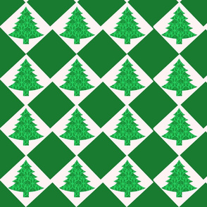 Tree Checkers Green