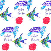 Under the sea-scape