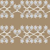 Edelweiss Lace Bright Brown