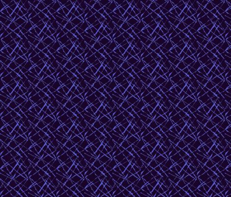 Cracks in the Ice on Midnight Blue fabric by rhondadesigns on Spoonflower - custom fabric