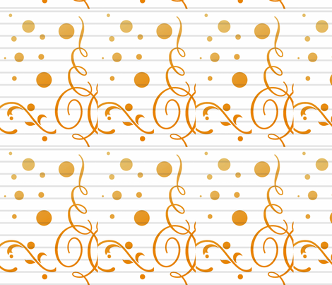 dancing_dots fabric by sun_up_design on Spoonflower - custom fabric