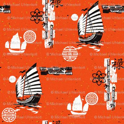 Tientsin Harbour 1a