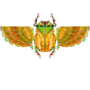 The Scowling Scarab:Whimzpix Creation G109