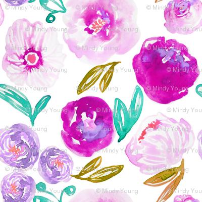 Indy Bloom Poppy Bloom WHITE