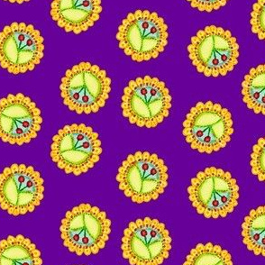 Cherry_Medallions_Purple