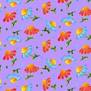 Daisies_Lilac