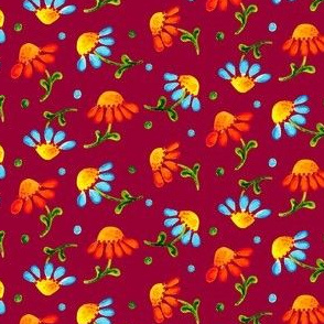 Daisies_Raspberry