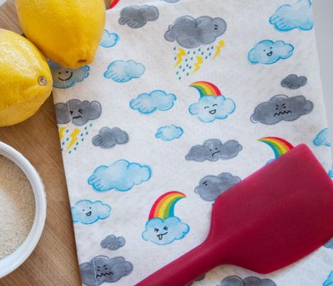 Crazy Weather Pattern | Rainbows & Lightning