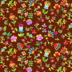 Small_Flowers_Brown