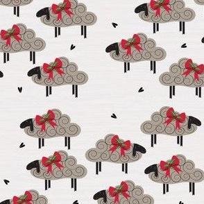 Christmas Ewe