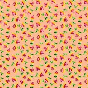 Tiny_Sunflowers_Coral