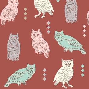 owltastic in earthy