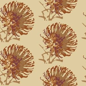 Protea Africa Safari Floral_Miss Chiff Designs