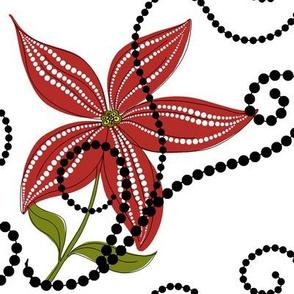 flower_white_spots_