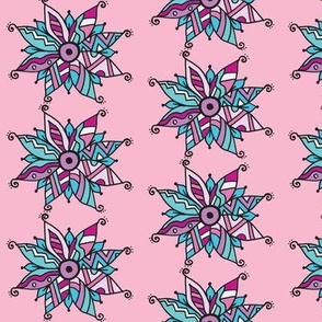 Southwest poinsettia  pink