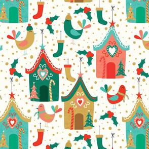 Joyful Birdhouse