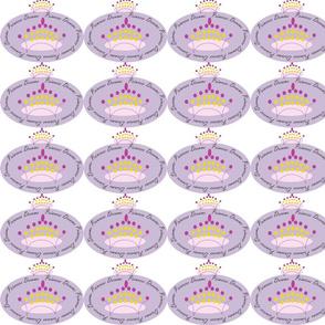 Princess Dreams - White backgroun