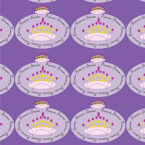 Princess_Borders-_Lavender