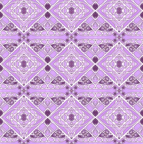 Mmmm Mauve fabric by edsel2084 on Spoonflower - custom fabric