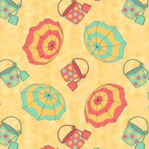 #SAGE Beach Umbrella
