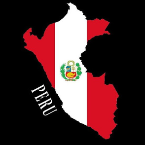 Peru-Flag-Map-ed