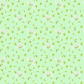 little mistletoe sprigs