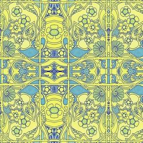 Saffron Squares