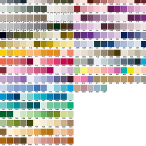 Pantone_Coated_Swatchs_Numbered