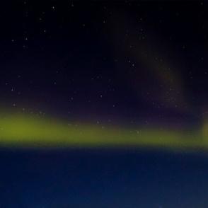 Icelandic Aurora Ombre