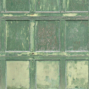 Antique Garage Door