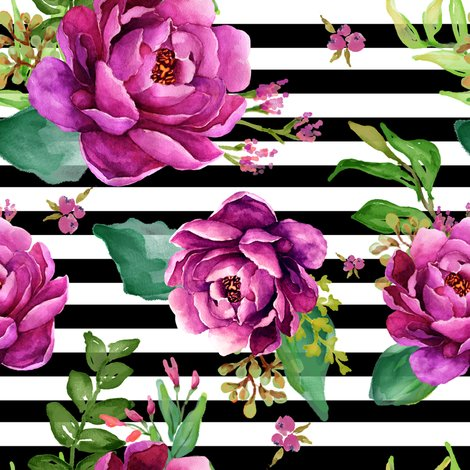 Rrrrpink_sunrise_black_and_white_stripes_shop_preview