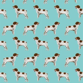 brittany spaniel fabric sporting dog standing gun dog best sporting spaniel fabric for dog owners