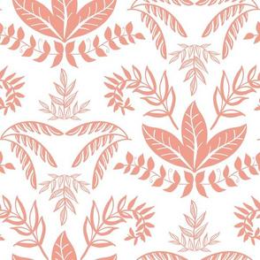 Elegant Botanical Pink