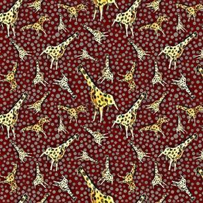 Dotted Giraffe