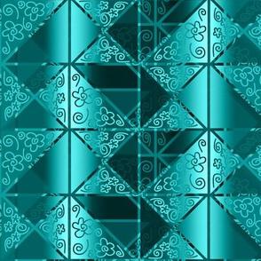 TriangleFloral-23_250-3 aqua