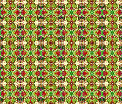 And So It Is Christmas 3 fabric by helena_tiainen on Spoonflower - custom fabric