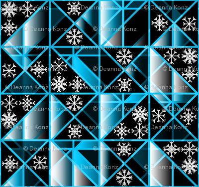 Triangle Snowflake copy3