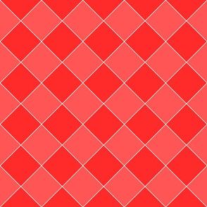 squares pink