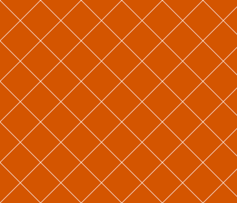 squares orange fabric by meissa on Spoonflower - custom fabric