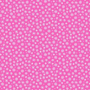 Robot Geometric (Pink)