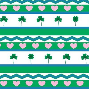 St. Patrick Day Stripe