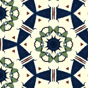 Quilting Circles-P227-B
