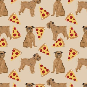brussels griffon pizza fabric dogs dog khaki dog fabric brussels griffon pet dogs