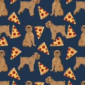 brussels griffon pizza fabric dogs dog navy blue dog fabric brussels griffon pet dogs