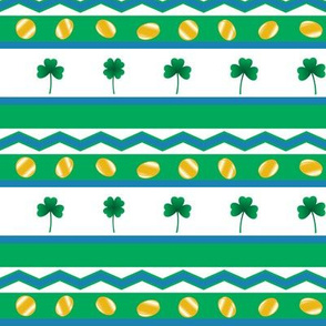Clovers and Gold