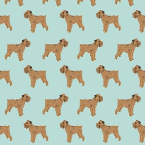 brussels griffon dog fabric cute mint green dogs dog fabric pets brussels griffon
