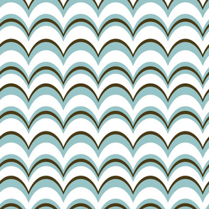 Spoonflower Scallop