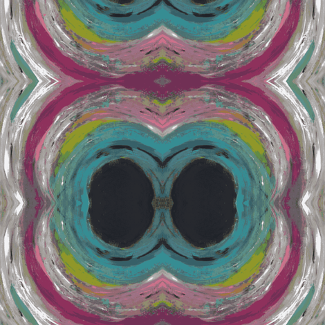 The Eyes Have It fabric by catherine's_colors on Spoonflower - custom fabric
